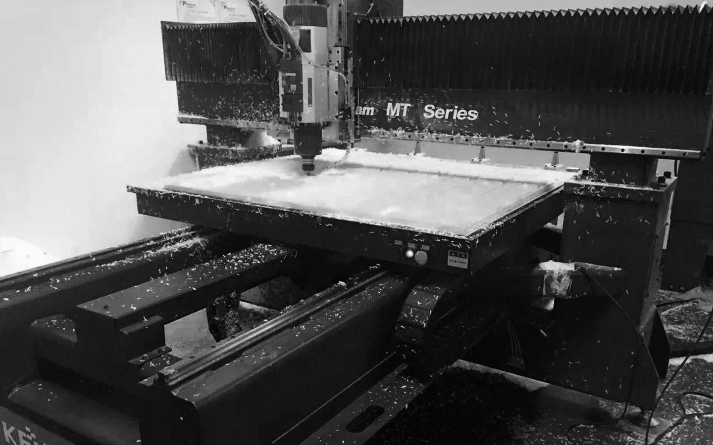 CNC machining center 加工中心