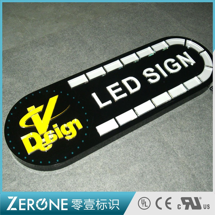 亚克力发光字-LED SIGN04