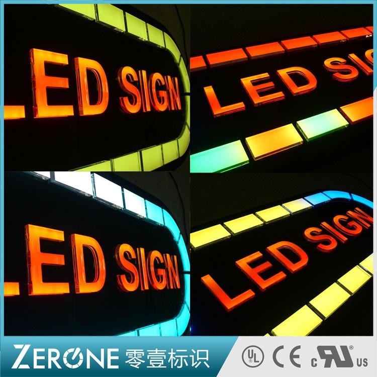 亚克力发光字-LED SIGN05